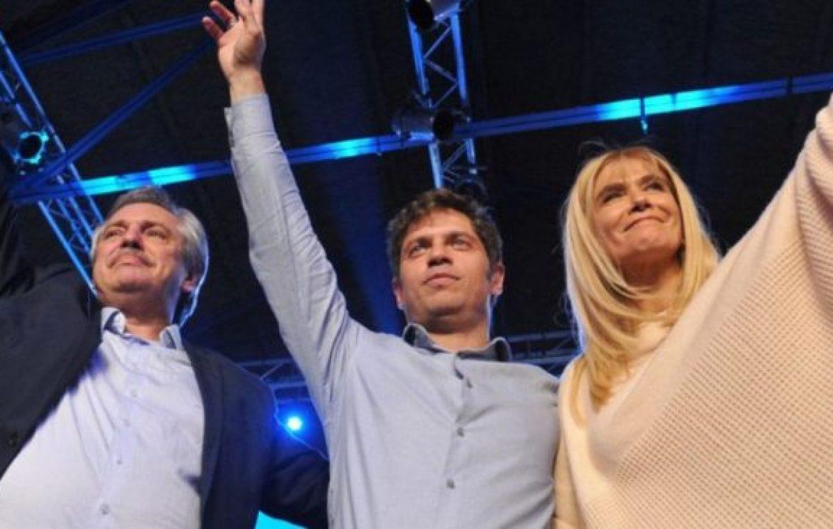 Por un error del Gobierno, el resultado provisorio le restó un punto de ventaja a Kicillof