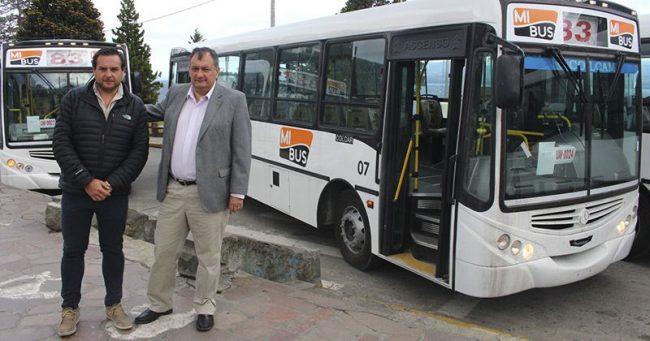 El municipio de Bariloche volvió a subsidiar con fondos del Estacionamiento Medido a la empresa Mi Bus