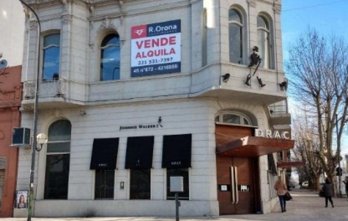 Por la crisis, cerró el bar que se hizo famoso por los 5 pesos de propina de Lilita Carrió