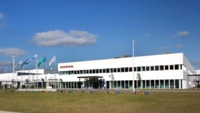 Confirmado: Honda deja de producir automóviles en el país y peligran 400 puestos de trabajo en Campana