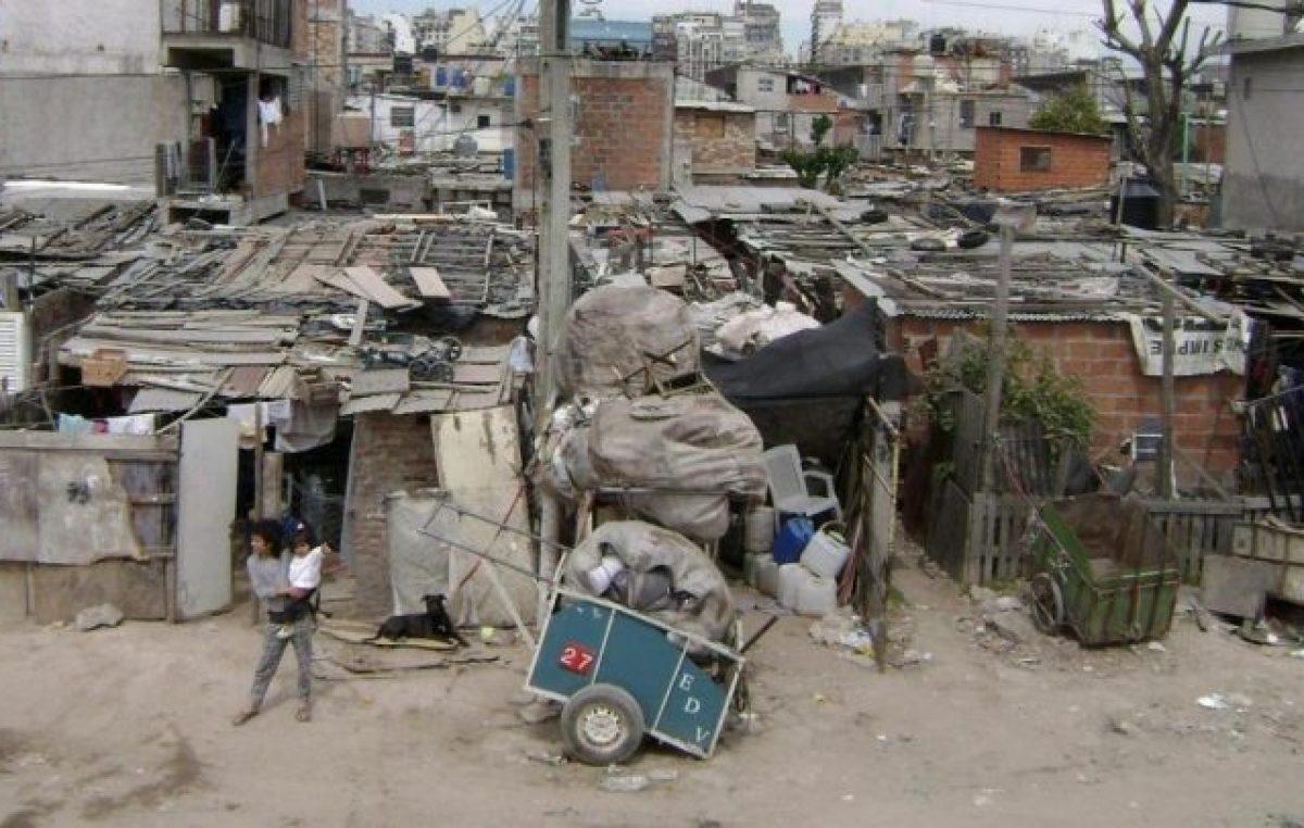 En Bahía Blanca, una familia necesita más de 32 mil pesos para no ser pobre