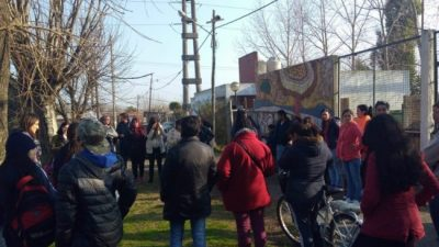 Crisis en salud: le cortaron el gas a un hospital de La Plata en donde se alojan chicos con discapacidad