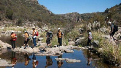 Se acerca el mes del senderismo: agendá estos paseos en el Valle de Traslasierra