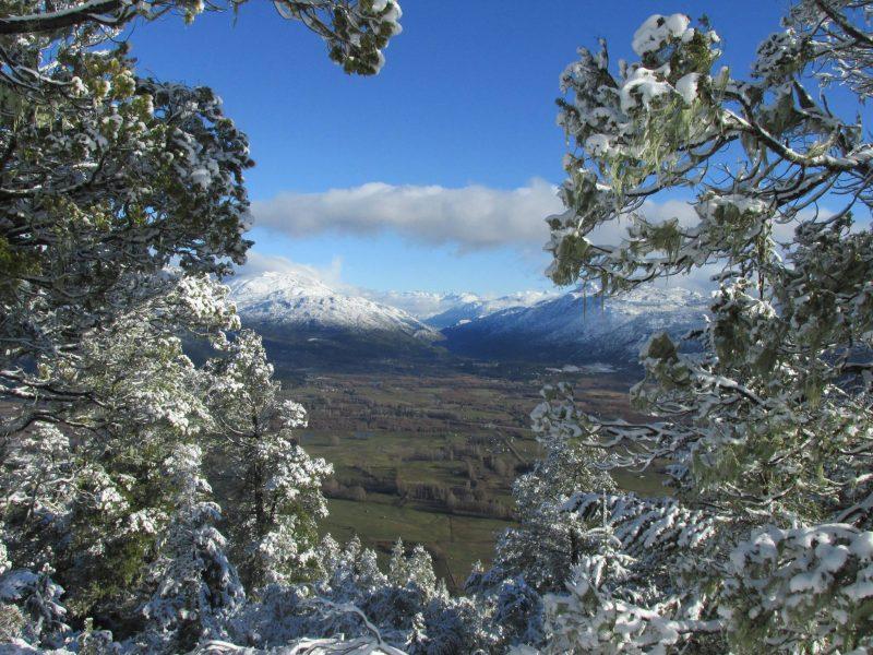 Cuatro pueblos para recorrer la Comarca Andina
