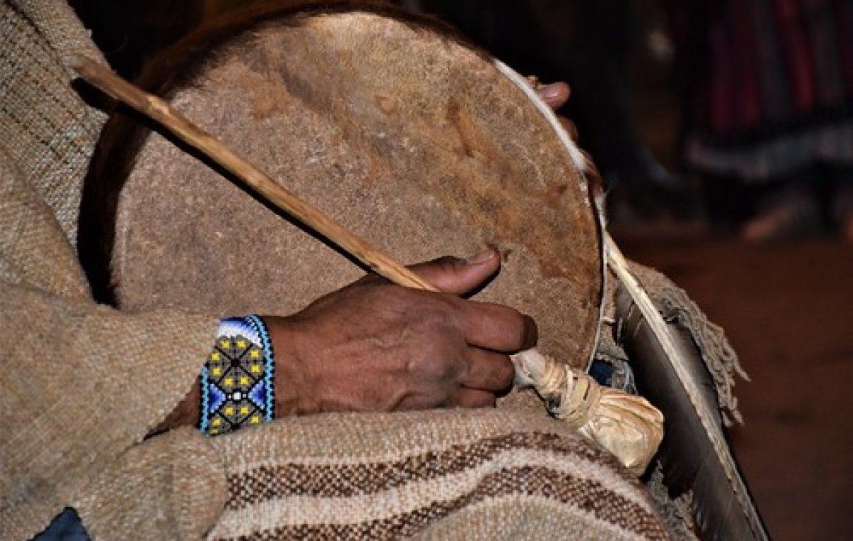 Los huarpes celebraron el inicio de un nuevo año en El Encón