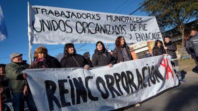 La Justicia confirmó la reincorporación de despedidos en Fray Luis Beltrán