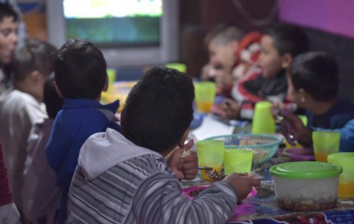 El aporte para asistencia alimentaria en Santa Fe creció en más de 320 % desde 2015