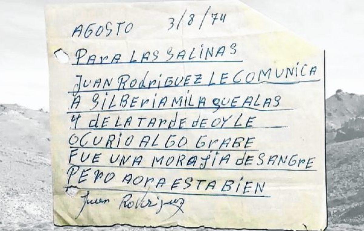 La otra red social: los mensajes radiales del poblador rural patagónico
