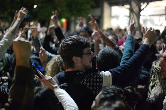 """Alberto Fernández tuvo su propio """"peronazo"""" en el departamento Rosario"""