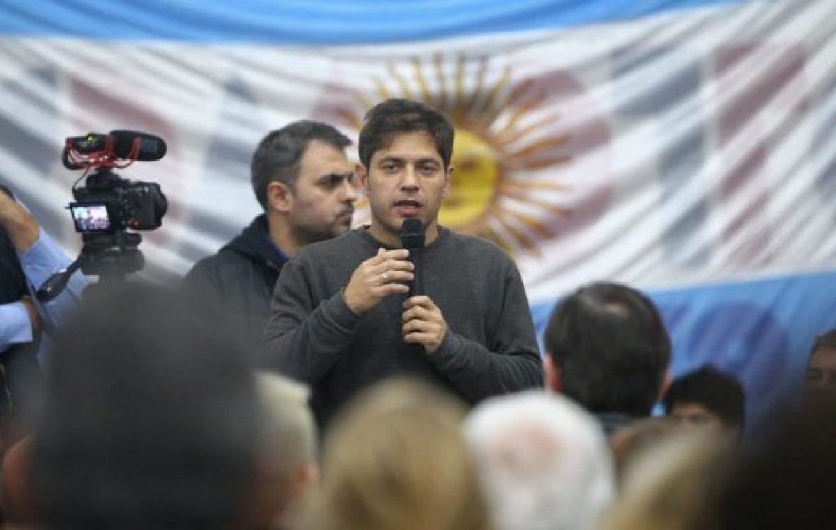 «Vidal encubrió los problemas que generó Macri»