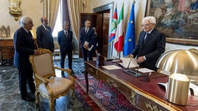 Un acuerdo para gobernar Italia