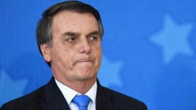Bolsonaro recibe a Piñera y aviva el conflicto con Macron