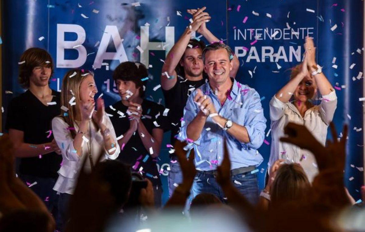 Bahl denunció falta de predisposición para realizar la transición en la Municipalidad de Paraná