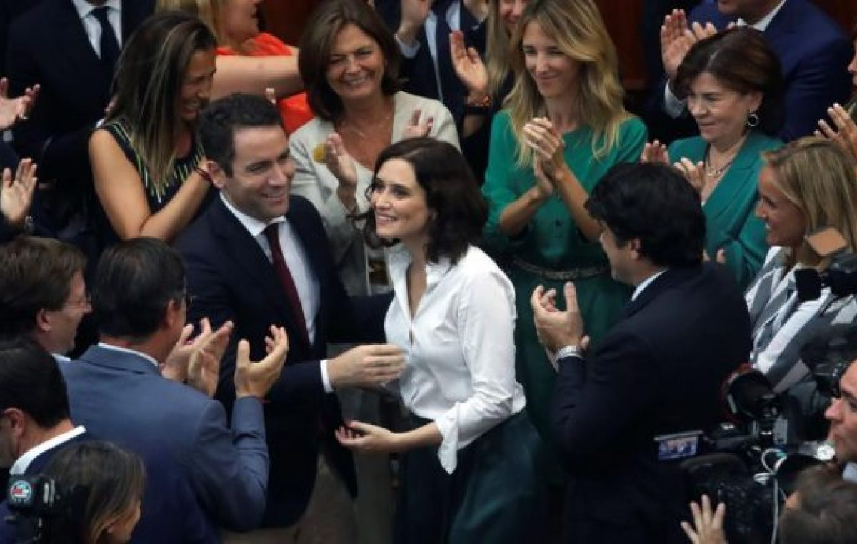Todas las derechas se unen para gobernar Madrid