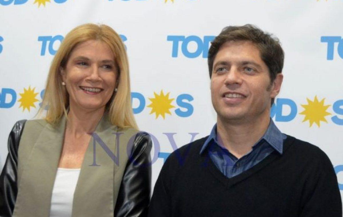 Axel Kicillof retoma la campaña