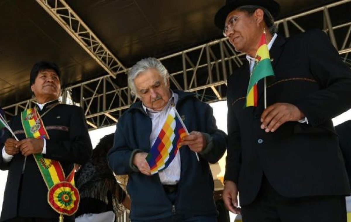 La ecléctica política exterior de Evo Morales
