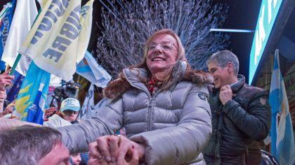 El pueblo de Santa Cruz reeligió a Alicia Kirchner