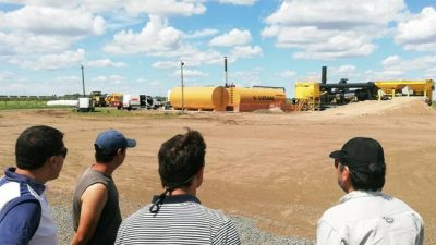 En Rufino desmantelan un obrador y despiden a 25 operarios