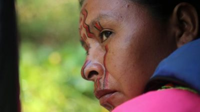 Los pueblos indígenas de Colombia denuncian un genocidio