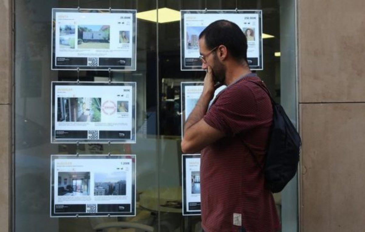 Menos de la mitad de los porteños puede alquilar y no ser pobre