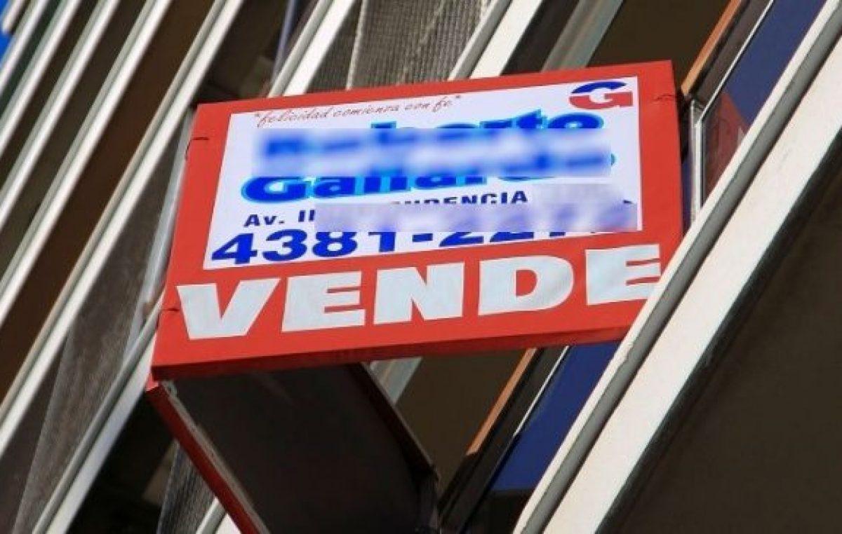 Córdoba: El mercado inmobiliario tuvo una caída del 60% con respecto al 2018