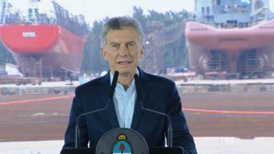 Macri vuelve a culpar a las PASO y a la oposición por la crisis