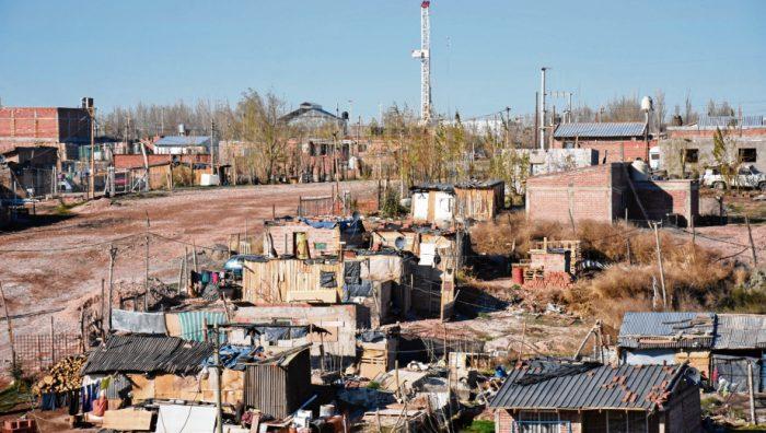 Casi 24.000 neuquinos viven en asentamientos irregulares