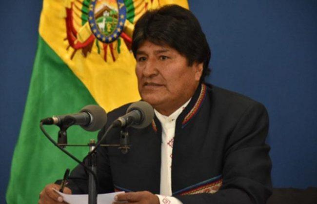 Evo Morales convoca a las instituciones para lanzar el ministerio de Ciencia y Técnica