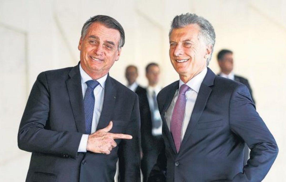 Bolsonaro ya sufre por la derrota de Macri en las PASO