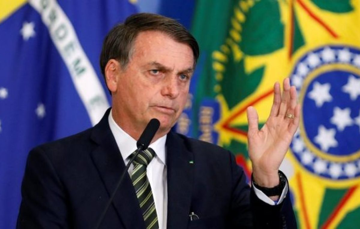 Bolsonaro llamó «héroe nacional» a un represor