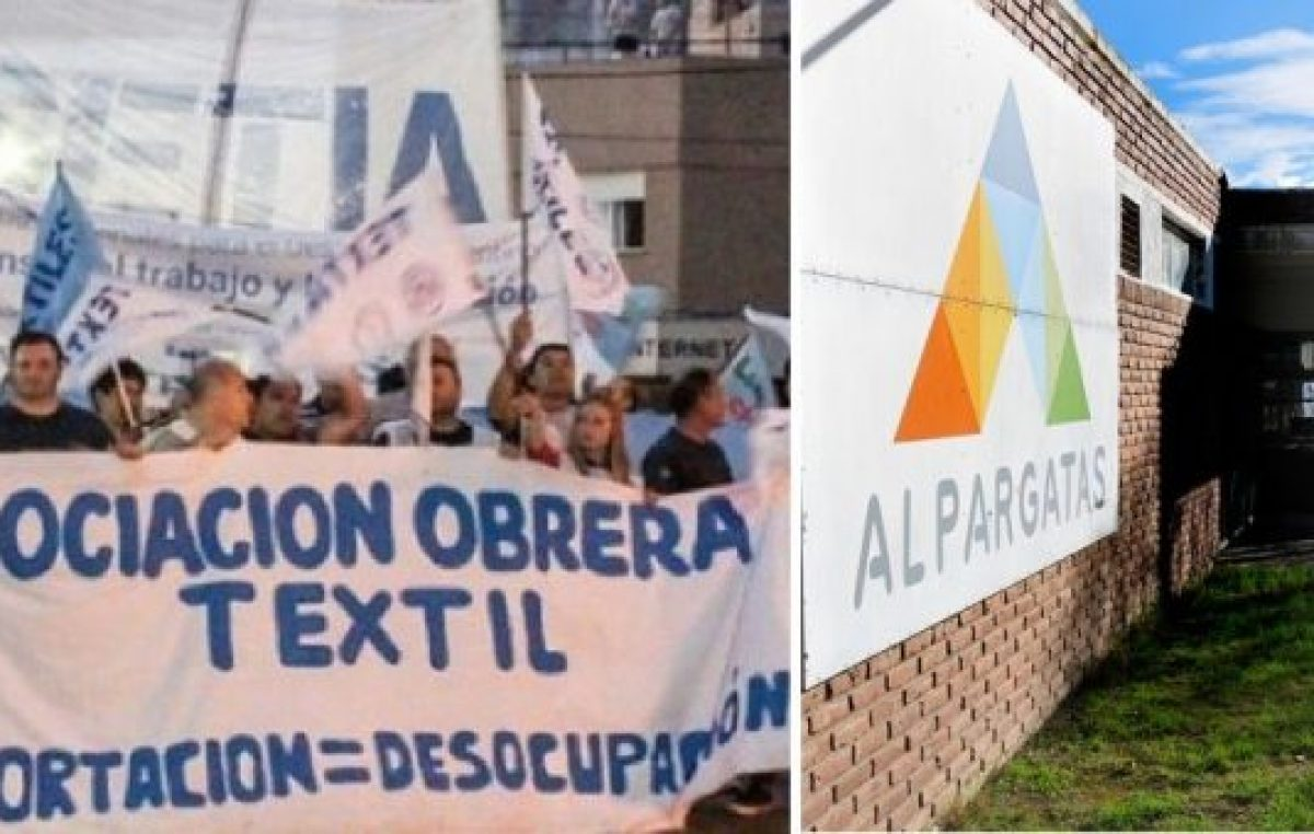 Cerró la filial La Pampa de la Asociación Obrera Textil