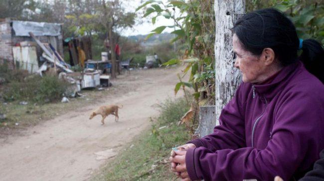 """""""En el Oncativo hay 400 familias y más del 50% están en marginalidad extrema"""""""