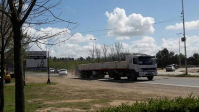 Un municipio de Cambiemos tuvo que arreglar tramos de una ruta por la ausencia de Nación
