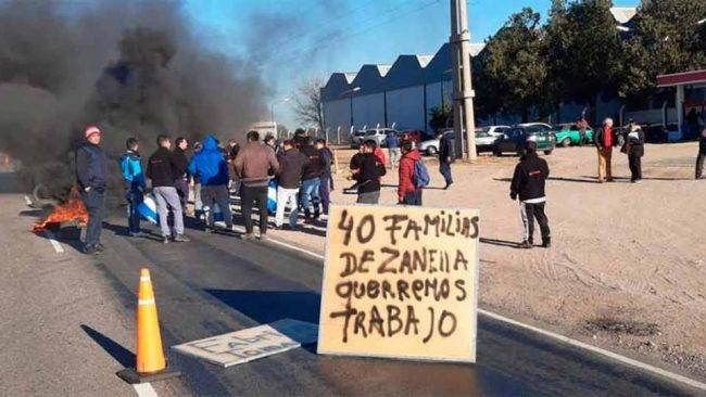 Cruz del Eje: Zanella va de rebaje en rebaje