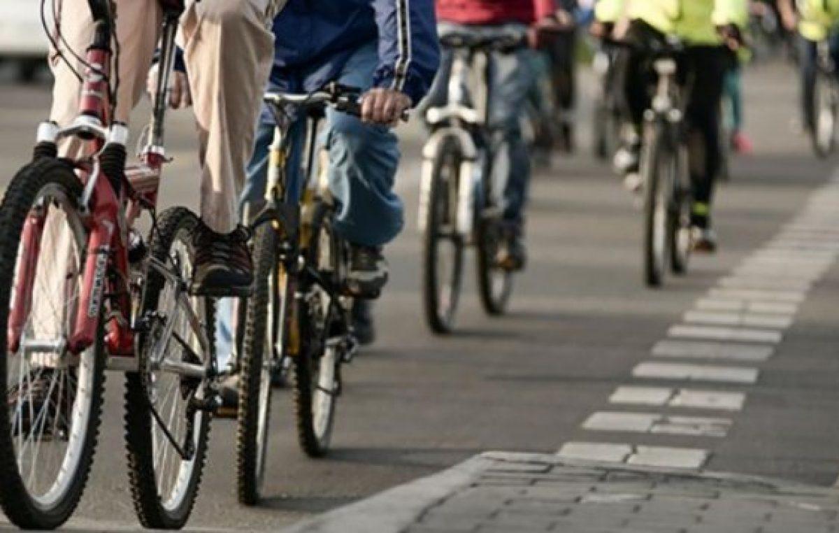 Santa Fe en Bici en el 3er. Foro de la bicicleta