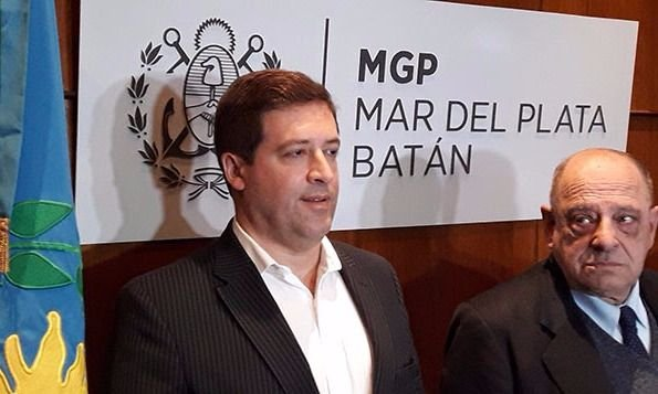 El intendente de Mar del Plata define si echa al funcionario más polémico