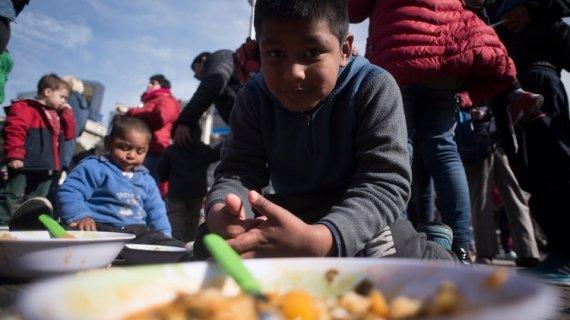 Preocupa el crecimiento de la inseguridad alimentaria en los niños