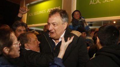 Bariloche: Gennuso fue reelecto en la intendencia con el 33% de los votos