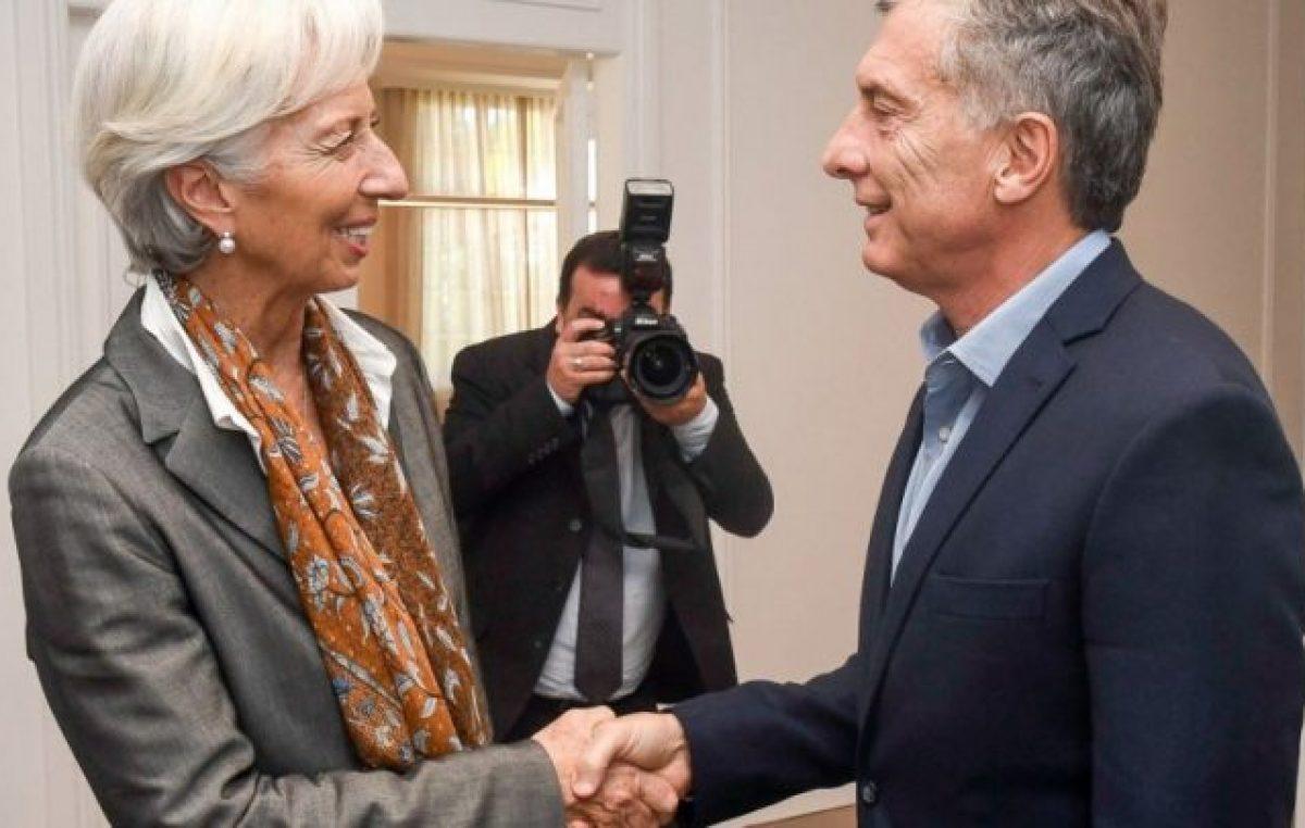 Por qué el acuerdo con el FMI podría ser ilegal y qué consecuencias acarrearía para Macri