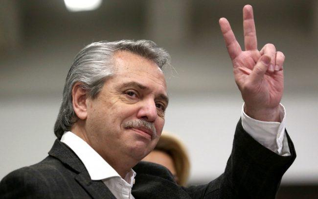 """Encuestas: Alberto Fernández superaría el 54% y sus votantes lo eligen para """"sacar el país adelante"""""""