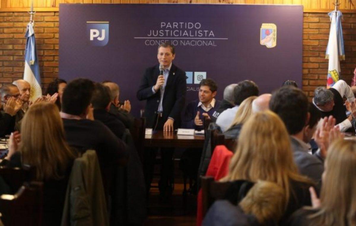 Con llamados y encuentros, en el PJ Bonaerense siguen el minuto a minuto de sus candidatos