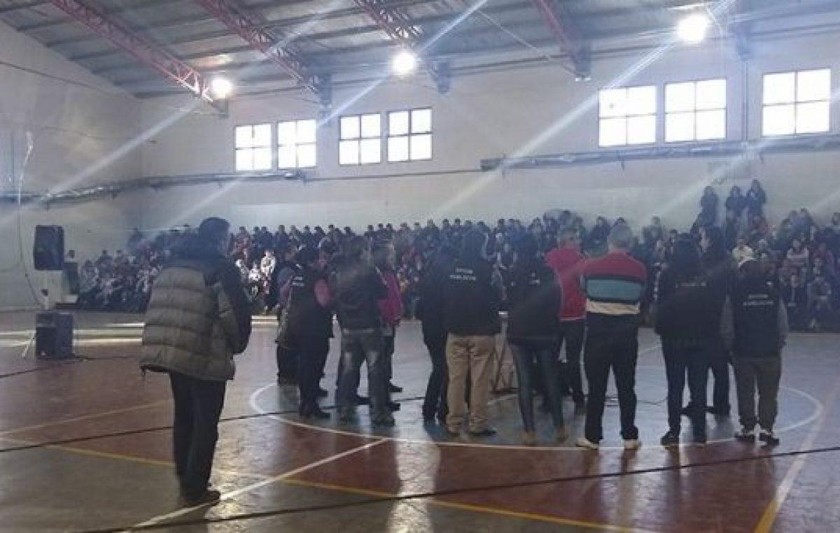 Trabajadores municipales de Bariloche rechazaron el aumento ofrecido por el Ejecutivo