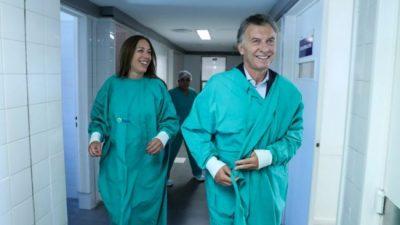 No tienen cura: por la crisis en Salud, los médicos le levantan carpas a Vidal