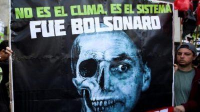 La caída: uno de cada cuatro brasileños dice estar arrepentido de votar a Bolsonaro