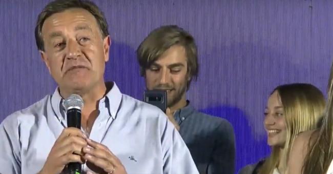 El radical no macrista Rodolfo Suárez ganó la gobernación en Mendoza
