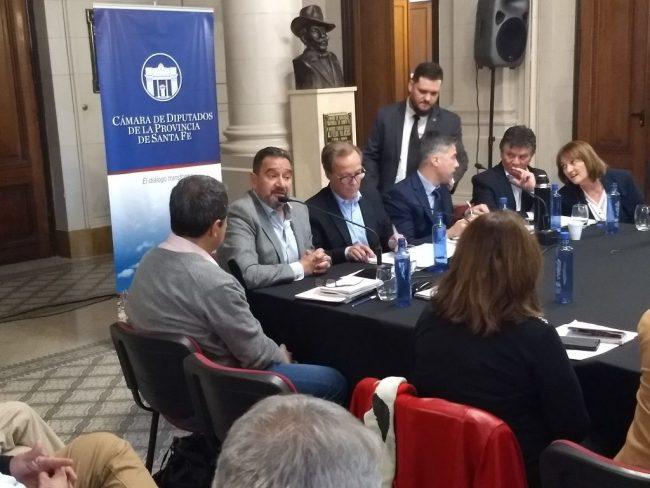 FESTRAM participó en la Audiencia Pública por la Ley de ART