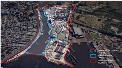 Operación Nicky Caputo para quedarse con el puerto de Buenos Aires