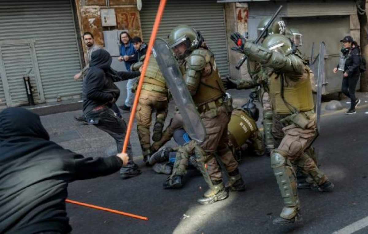 La doctrina militar gana terreno en América latina
