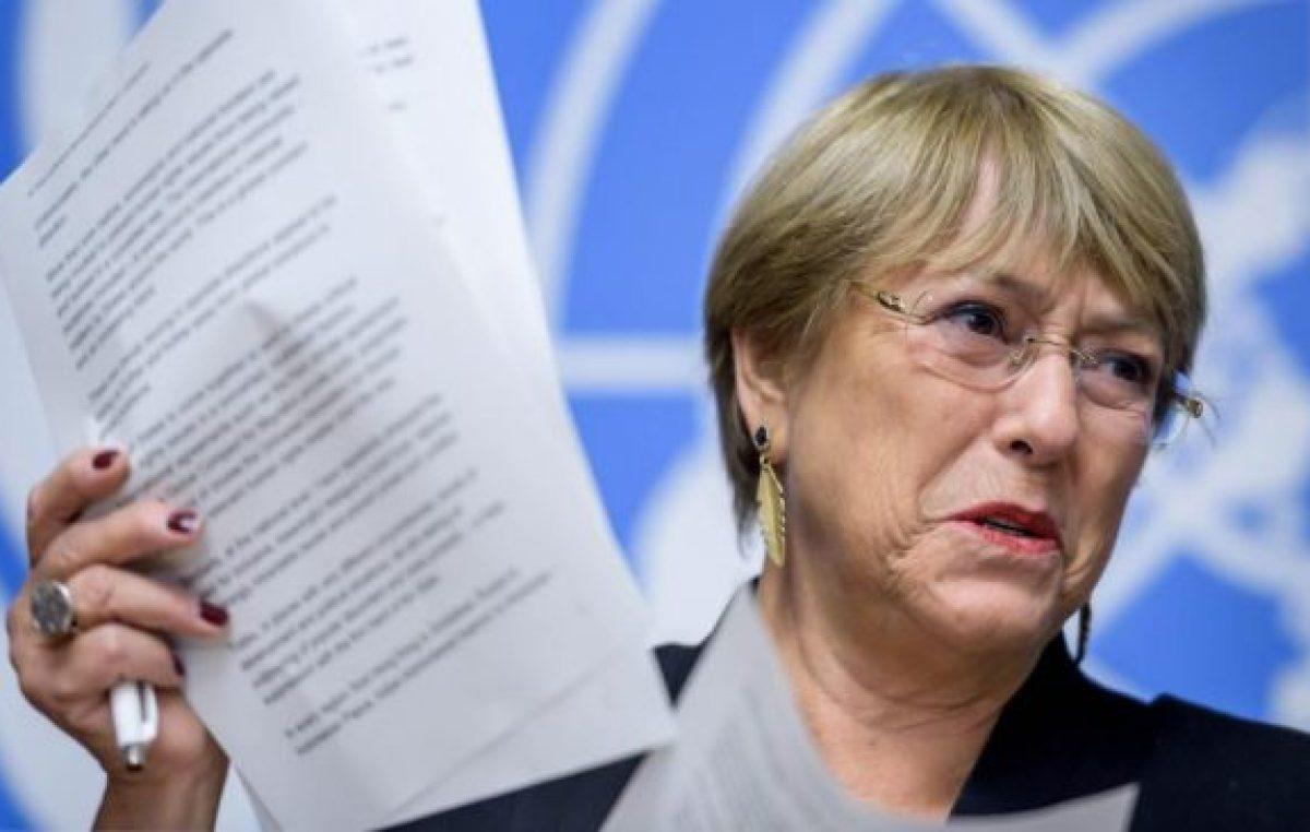 Bachelet critica a Brasil y a Venezuela