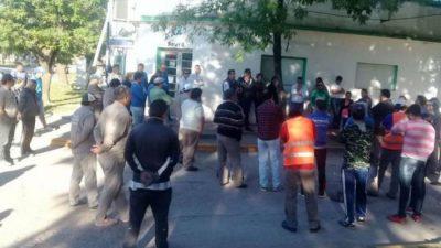 Bovril: a partir de mañana los municipales inician un paro por tiempo indeterminado
